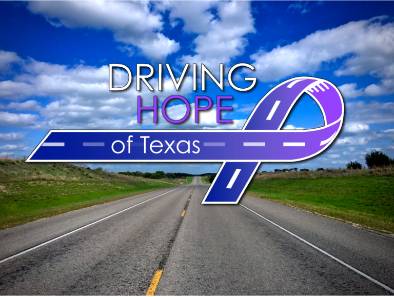 Driving Hope of Texas Logo